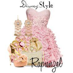 Disney Style : Rapunzel