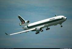 Alitalia Airlines, Tupolev Tu 144, Mcdonnell Douglas Md 11, All Airlines, Airplane Photography, Cargo Aircraft, Civil Aviation, Commercial Aircraft, Aircraft Pictures