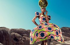 "BN Exclusive: ""Nouvelle Histoire"" – Heritage Rediscovered by VLISCO"