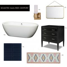 Bathroom updates for any style, from Martha Stewart