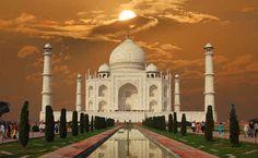 Cuadro Taj Mahal / 1429076