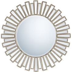 Quoizel Reflections Gwyneth Large Mirror | Overstock.com Shopping - The Best Deals on Mirrors