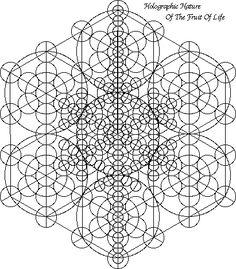 Metatron Cube
