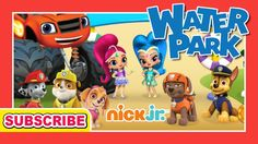 Nick Jr.: Water Park - for KIDS