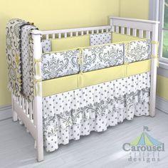 1000 Ideas About Gray Yellow Nursery On Pinterest