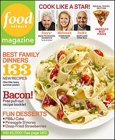 The best food magazine ever! Great Recipes, Favorite Recipes, Easy Recipes, Healthy Cooking, Fun Desserts, Food Network Recipes, Love Food, The Best, Easy Meals