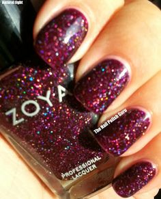 The Nail Polish Guru: Review: Zoya Winter/Holiday 2013 Zenith Collection