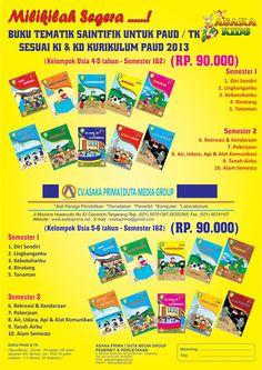Buku Induk~buku administrasi sekolah~buku PLS~buku tk~buku Paud~buku administrasi guru kelas: buku materi pendamping tk dan paud tahun 2017/2018...