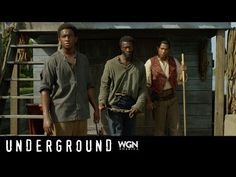 'Underground': WGN America's next historical offering gets a March premiere   fox8.com