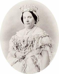 Isabel II de España Isabella II of Spain