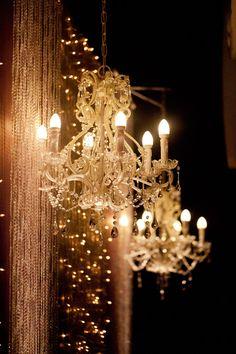 Beautiful Wedding Lighting