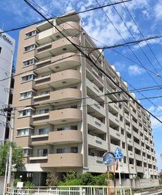 大阪狭山市 分譲賃貸マンション セザール狭山 Multi Story Building