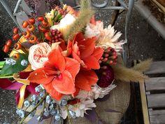 A favorite bridal bouquet in 2014