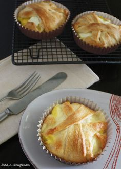 {Faked Out} Panera's Baked Egg Souffles