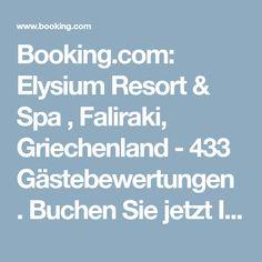 Booking.com: Elysium Resort & Spa , Faliraki, Griechenland - 433 Gästebewertungen . Buchen Sie jetzt Ihr Hotel!