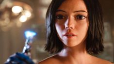 Super Bowl Alita Trailer Shows Off What She Can Do - GameSpot- Before Super Bowl LIII officially began, viewers were treated to a few trailers, one of which was for Alita: Battle Angel, the upcoming blockbuster mo. Blockbuster Movies, Hd Movies, Movies Online, Films, Movie Tv, Alita Movie, American Horror Stories, Jackie Earle Haley, Harley Queen