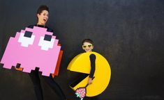 DIY // Kids PAC-MAN