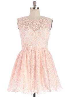 Cherished Celebration Dress. mod cloth.com For Amber