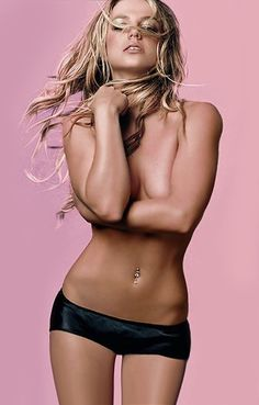 Britney Spears I totally wish I had her body in this pic