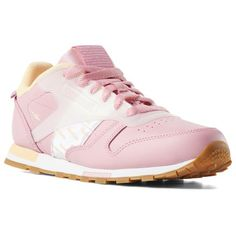 523e2d69be552 Reebok Shoes Unisex Classic Leather Altered - Grade School in Squad  Pink Desert Glow Size