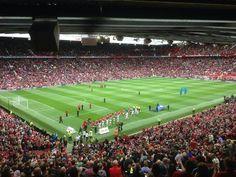 Man united v Swansea 16/8/14