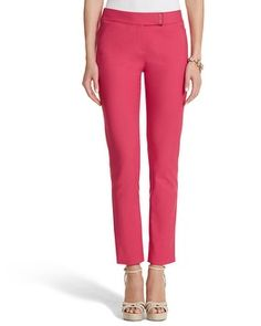 I'm in love with these pants. Would like them in black and white for staples too.