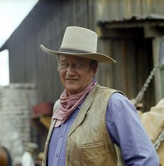 """Loved the """"Duke"""" from a young age John Wayne Quotes, John Wayne Movies, Wayne Family, Equipe Real Madrid, The Lone Ranger, Actor John, Western Movies, Iconic Movies, Sharp Dressed Man"""