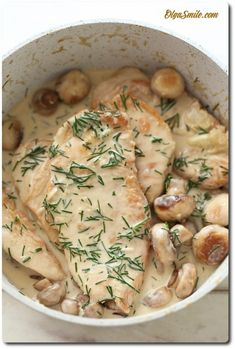 Baked chicken recipes - Baked chicken recipe - Baked chicken - Chicken breast in sauce - Chicken breast in sauce recipe - Chicken breast in sauce recipes Fast Dinners, Cooking Recipes, Healthy Recipes, Food Inspiration, Love Food, Chicken Recipes, Baked Chicken, Food Porn, Dinner Recipes