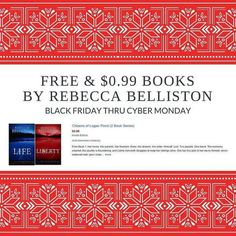 Happy #BlackFriday! Now through #CyberMonday get LIFE & LIBERTY for $0.99.   #CitizensofLoganPond