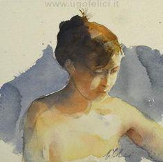 Ugo Felici    Fine Arts » Acquarelli