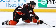 Corey Perry laying it down...