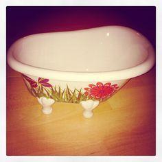 Bath for the Chinchilla