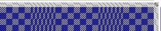 Hand Weaving Draft: 8 shaft twill block for scarf, , 8S, 8T - Handweaving.net Hand Weaving and Draft Archive