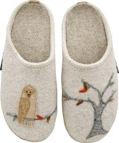 Giesswein Grein women's slippers (Lamm)