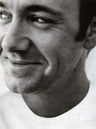Kevin Spacey... I have a crush on you