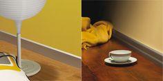L'evoluzione dell'estetica del battiscopa ha portato oggi in primo piano l'alluminio. Scopri qui i modelli di #battiscopa in #alluminio Profilpas, anche filo muro!