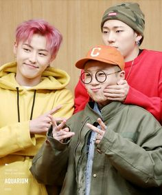 U-Kwon, Taeil & Zico | BLOCK B