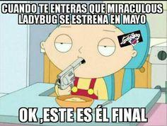 Memes De ... Miraculous Ladybug(dominada Premios Ladybug) - #74