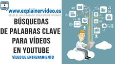 #SEOenYoutube #SEOenVideos Sabes cómo buscar palabras clave para tus vídeos en Youtube. En este vídeo te lo contamos.