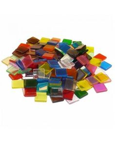 Kreativ Cube, Toys, Mosaic Stones, Paint Colours, Hole Punch, Paper Board, Games, Toy, Beanie Boos