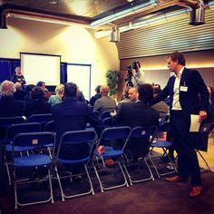 Vraag uit de zaal aan Gerda Blom van de gemeente #Almere #cpo036