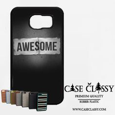 Awesome Samsung Galaxy S6 Edge Case CaseClassy
