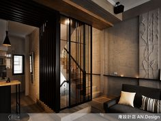 想像無極限,結合材質風格孕育成形之居-設計家 Searchome