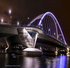 Lowry Ave Bridge Minneapolis