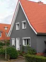 Bildergebnis für fassadenfarbe grau