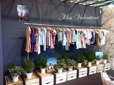 Lush Pitti Bimbo trade show booth #tradeshow