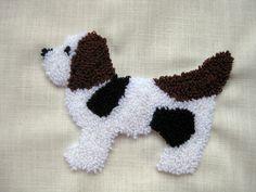 12 dog punchneedle