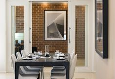 McDonald Jones Homes inspires extraordinary lifestyle possibilities. Visit our display homes in one of our convenient locations. Come home to Extraordinary. Home Theater, Theatre, Mcdonald Jones Homes, Brick Wallpaper, Display Homes, Australian Homes, Contemporary Interior Design, Reno, Home Builders