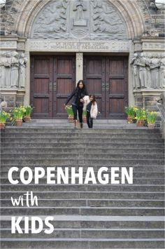 Copenhagen with kids Kopenhagen mit Kindern