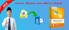 Convert EML to PST with Windows Live Mail Converter More details visit: http://windowslivemailconverter.bravesites.com/